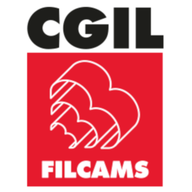 Filcams logo banner servizi Cgil Chieti