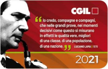 Iscrizioni Cgil Chieti 2021